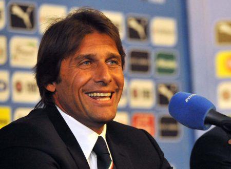 """Italia, presentato il """"condottiero"""" Antonio Conte"""