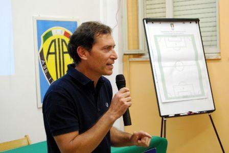 Arbitri del Lazio, presentato il presidente Luca Palanca