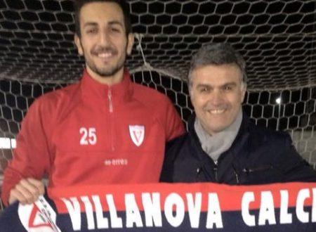 Villanova Calcio, arriva anche Rampi