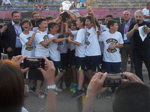 5° Città di Tivoli, esordienti 2003: le finali, trionfo dell'Urbetevere