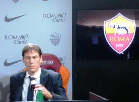 Garcia non scommette sulla sua Roma