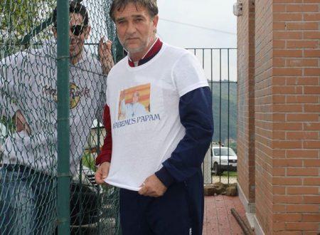Estense Tivoli, Tamburro nuovo allenatore