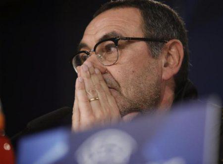 Partire dal nulla e sfidare il Real Madrid, la filosofia di Sarri