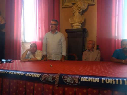 Tivoli Calcio 1919, Paolo Cicolani nuovo presidente