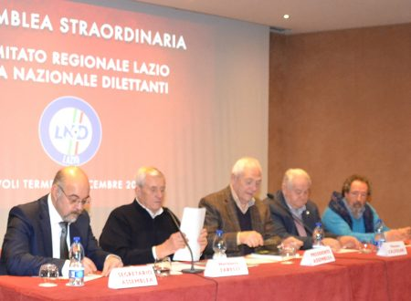 Franchi vice presidente della Lega Dilettanti