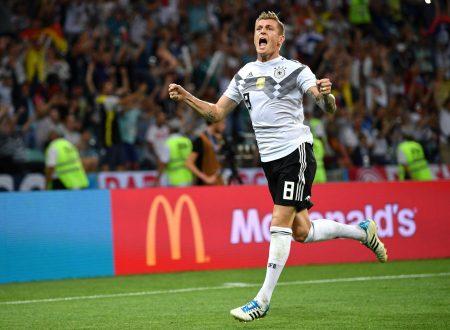 La Germania dalla disperazione al grande sogno
