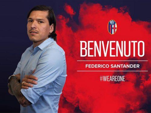 Delude all'esordio il centravanti Santander