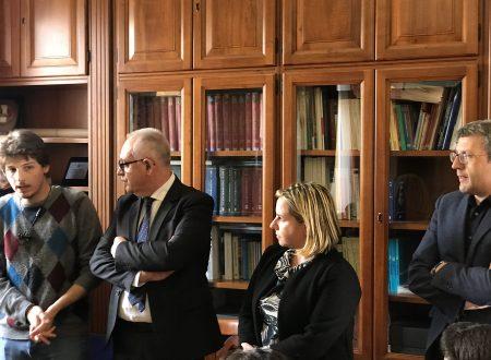 """Il sindaco Barbet e l'assessore Strani: """"Vicini al Guidonia"""""""