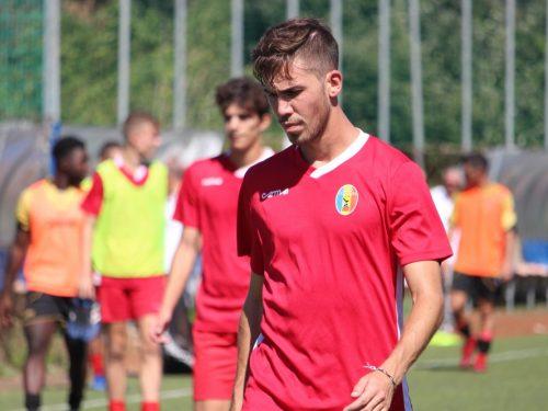 Toncelli al Football Riano e Aversa allo Zena Montecelio