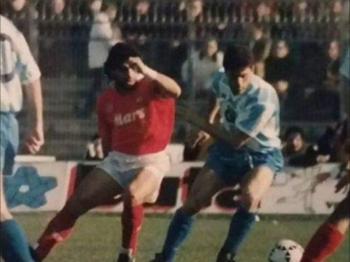 Quella volta che Ferretti fermò Maradona (FOTO E VIDEO)