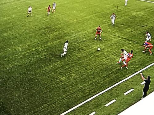 Tivoli di ferro a Sora, nessun gol nel big match