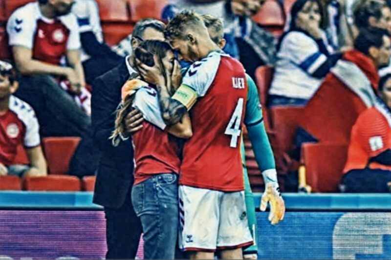 Dopo aver salvato la vita di Eriksen tutti spingono per Kjaer capitano del Milan